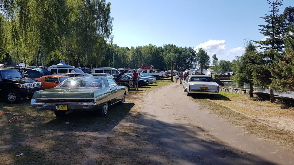 US Cars Meeting Olesno 2017 by Detroit Iron
